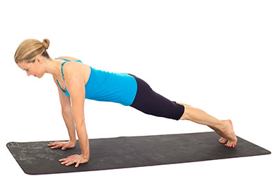 Pilates Strengthener For Hamstrings and Core